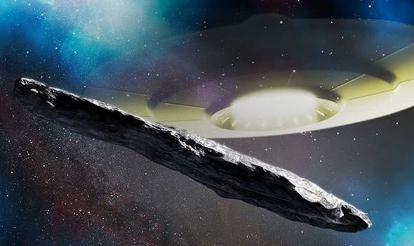 The first interstellar visitor to our solar system, could it be a technosignature of extraterrestrial intelligence?