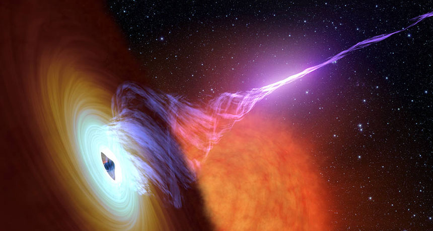 Unified origin of high-energy cosmic particles could be black hole jets