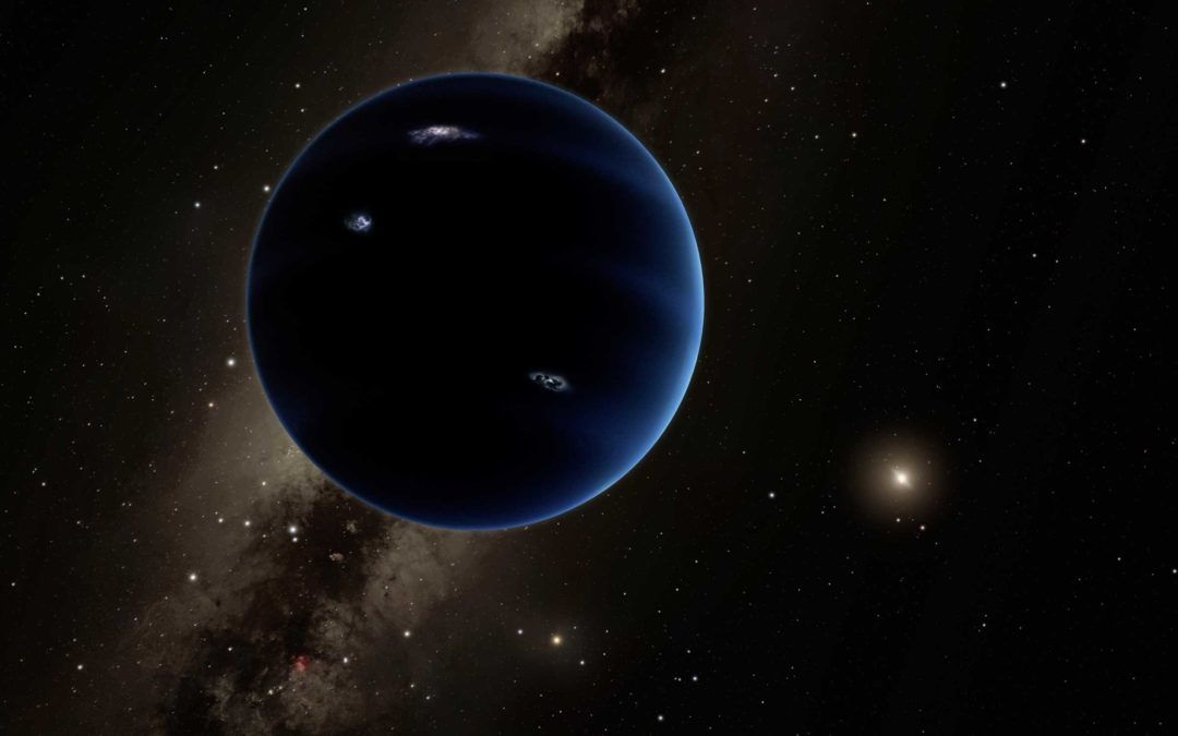 Looking for planet nine