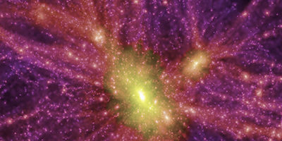 Spacetime as Information – An Ordering Principle for Living Systems?