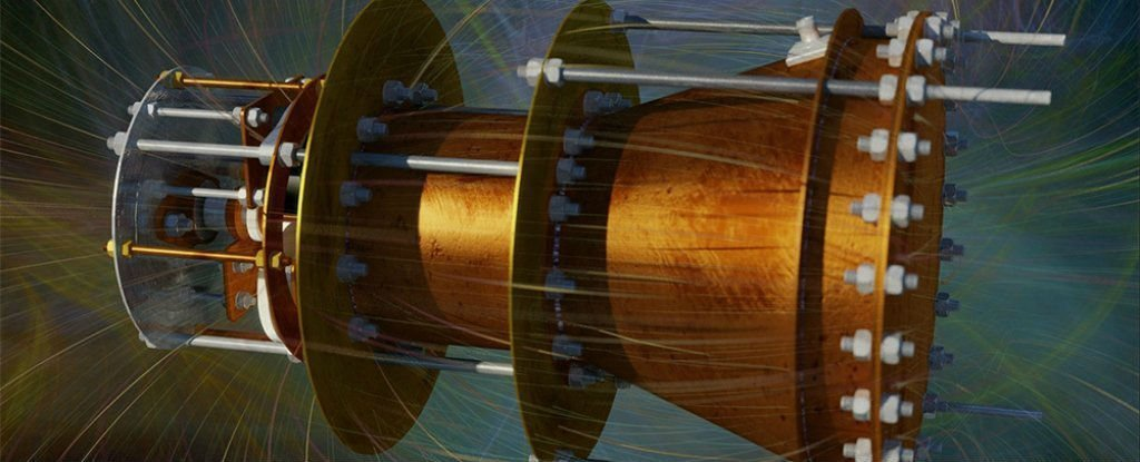 NASA's EmDrive And The Quantum Theory Of Pilot Waves