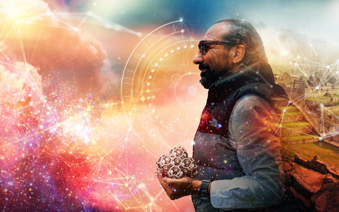 Nassim Haramein talks unified physics with Dr. J!