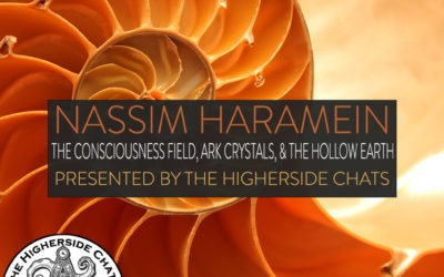 The Conscious Field, ARK Crystals, & the Hollow Earth