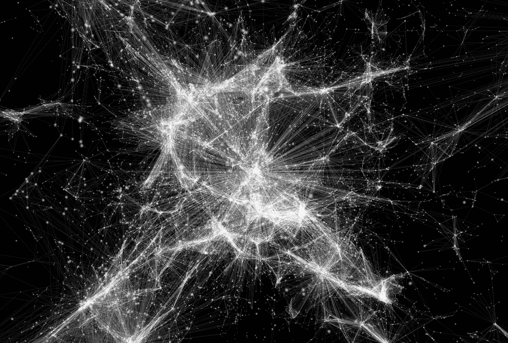 The Far Reaches of the Cosmic Web
