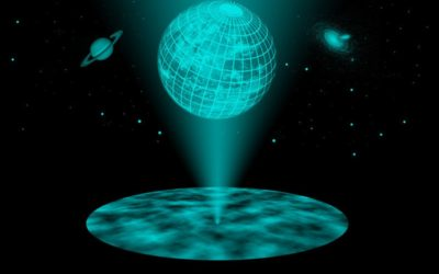 Between the Generalized Holographic Model and Data Science